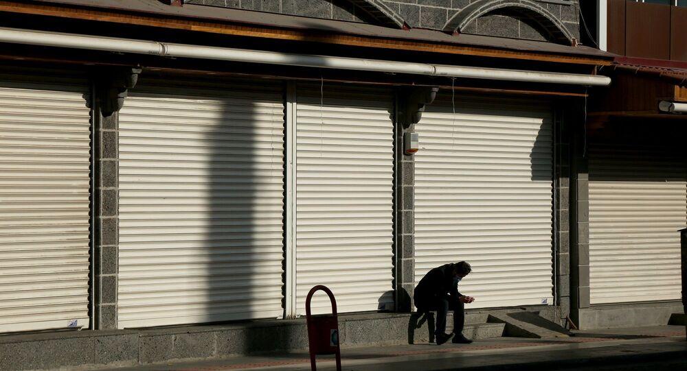 İşsizlik - kepenek – dükkan – kapalı dükkanlar – kepenk indirme