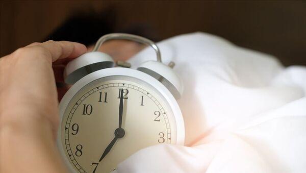 uyku saatleri - Sputnik Türkiye
