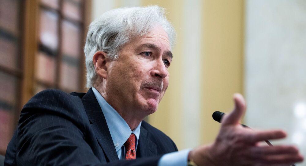 ABD Senatosu'ndan onay alan William Burns, CIA'in yeni direktörü oldu - Sputnik Türkiye
