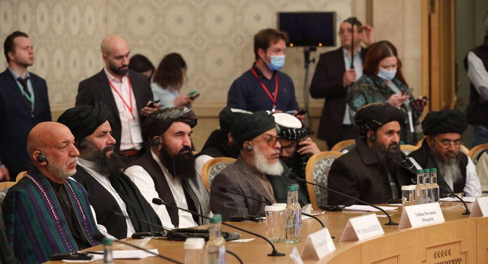 Afganistan / Taliban / Moskova