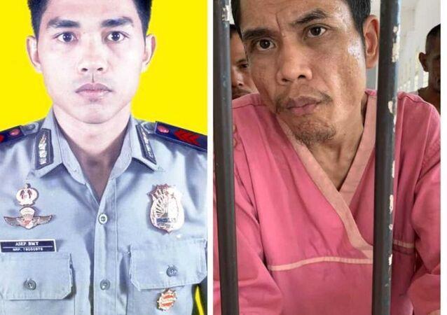 Endonezya'da tsunamide öldüğü düşünülen polis, 16 yıl sonra akıl hastanesinde çıktı