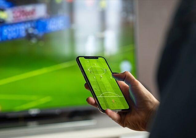 telefon, maç izleme, internet