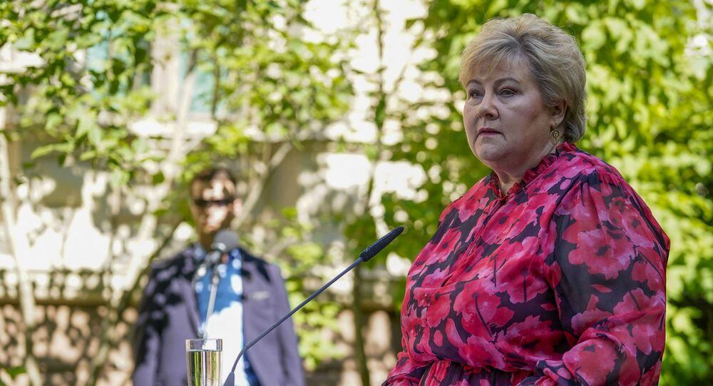 Norveç Başbakanı