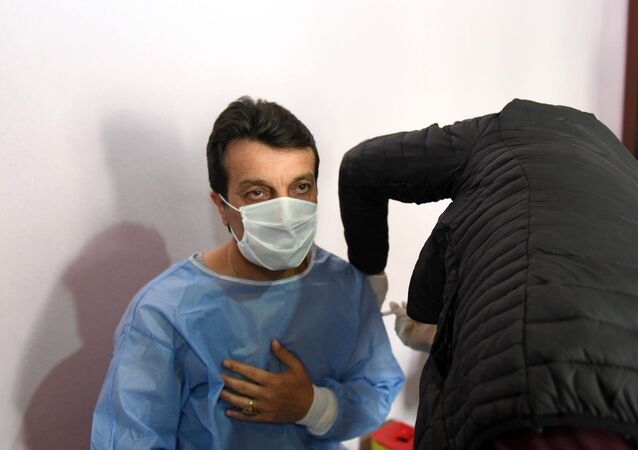 Van Çatak Belediye Başkanı Abdurrahman Şeylan, aşı, koronavirüs
