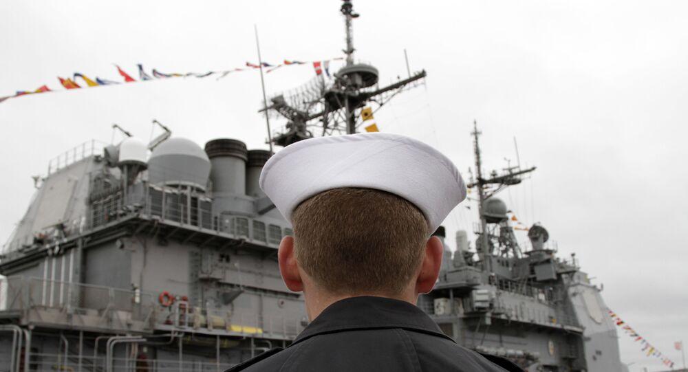 ABD Savaş Gemisi USS Monterey