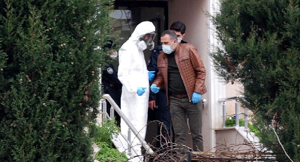 Tuzla'da folyoyla sarılan çuval içerisinde bir erkeğe ait cansız beden bulundu
