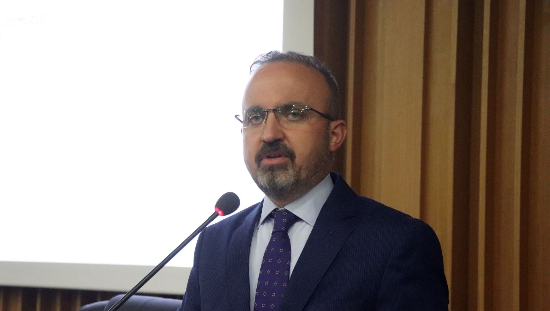 AK Parti Grup Başkanvekili ve Çanakkale Milletvekili Bülent Turan - Sputnik Türkiye, 1920, 02.08.2021