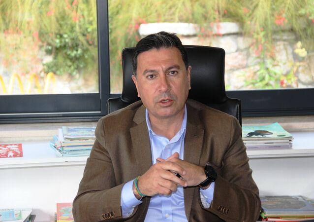 Bodrum Belediye Başkanı Ahmet Aras