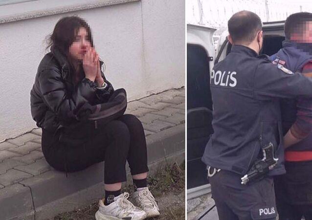 Kütahya'da, E.Ü. (19) isimli genç kız, hakkında uzaklaştırma kararı bulunan eski sevgilisi Ö.K. (20) tarafından zorla araca bindirilerek, kaçırıldığı sırada, Kadın Destek Uygulaması (KADES) üzerinden yaptığı ihbar üzerine harekete geçen polis ekiplerince, kovalamaca sonucunda kurtarıldı.