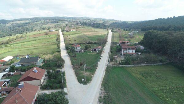 İzmit'te yol yapımı ihalesi - Sputnik Türkiye