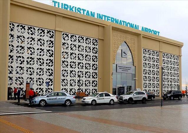 Türkistan Uluslararası Havalimanı