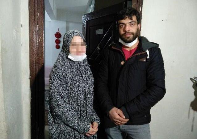 Suriyeli çift
