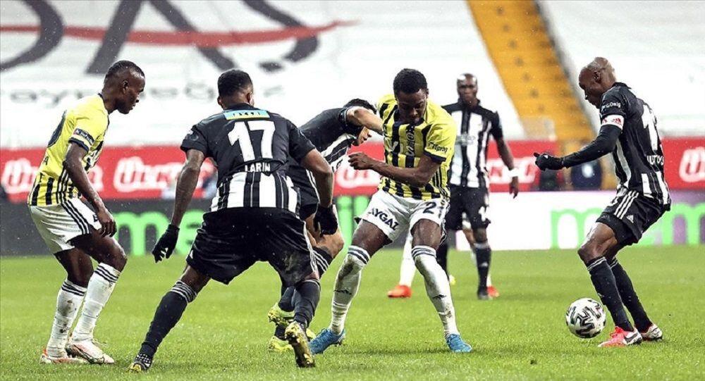 Derbi Fenerbahçe Beşiktaş