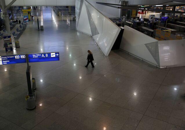Yunanistan- Havalimanı