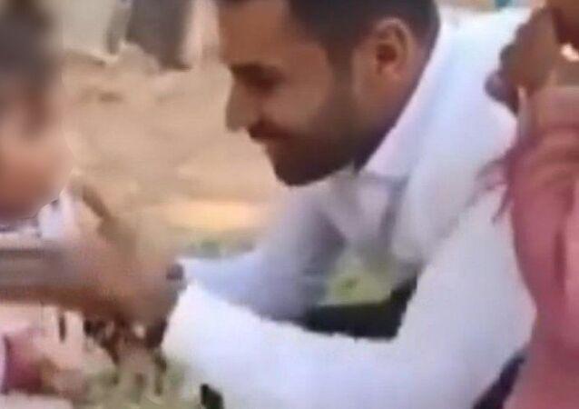 2 yaşındaki yeğenini tokatlayan amca Aziz Ç., Şanlıurfa