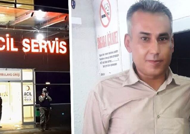 Otomobil tamircisi Mesut Saygın