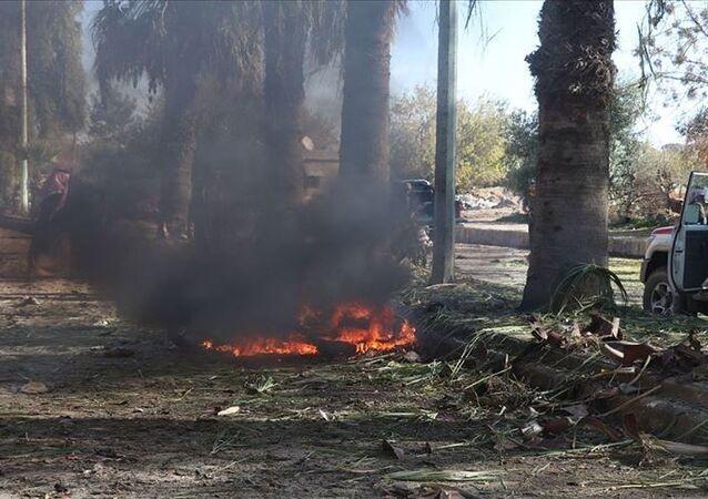 Rasulayn patlama Suriye