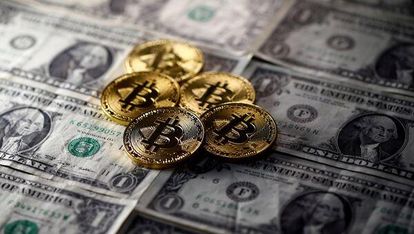 Bitcoin - dolar - Sputnik Türkiye