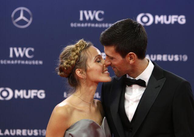 Jelena- Novak Djokovic