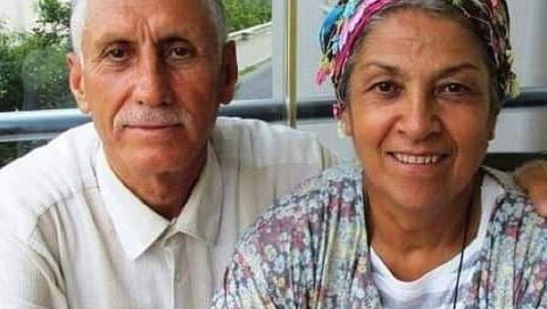 Emekli çift, başlarından vurularak öldürülmüş halde bulundu - Sputnik Türkiye