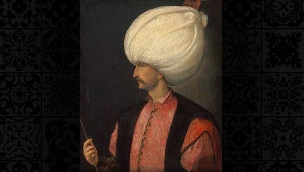 Kanuni Sultan Süleyman - Sputnik Türkiye