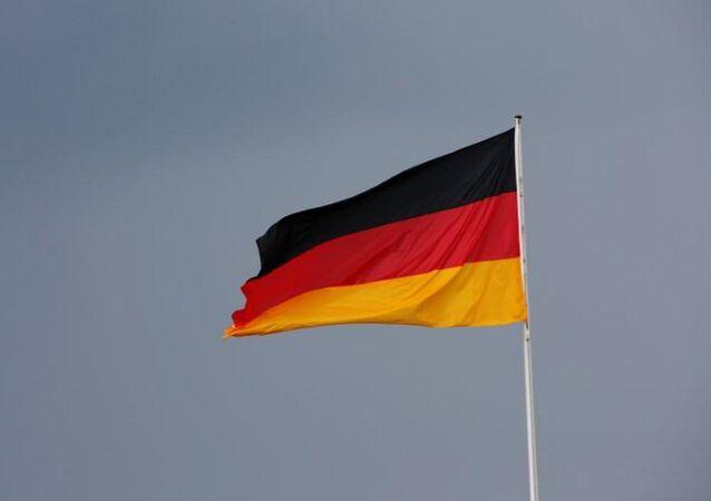 Almanya bayrağı, Alman bayrağı