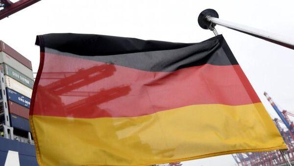 Almanya bayrağı - Sputnik Türkiye