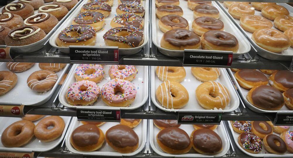 Krispy Kreme- Donut