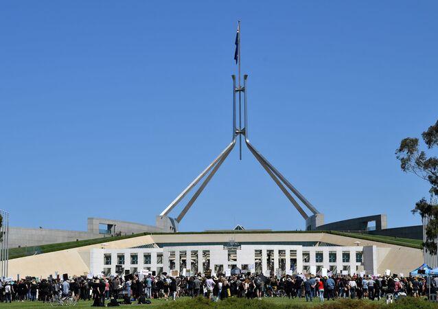 Avustralya parlamento