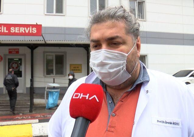 Prof. Dr. İbrahim İkizeli