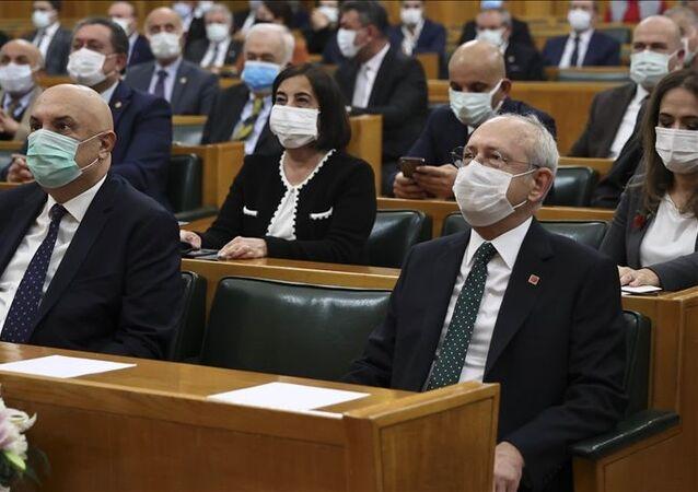 CHP, İstanbul Sözleşmesi için Meclis'te genel görüşme talep etti