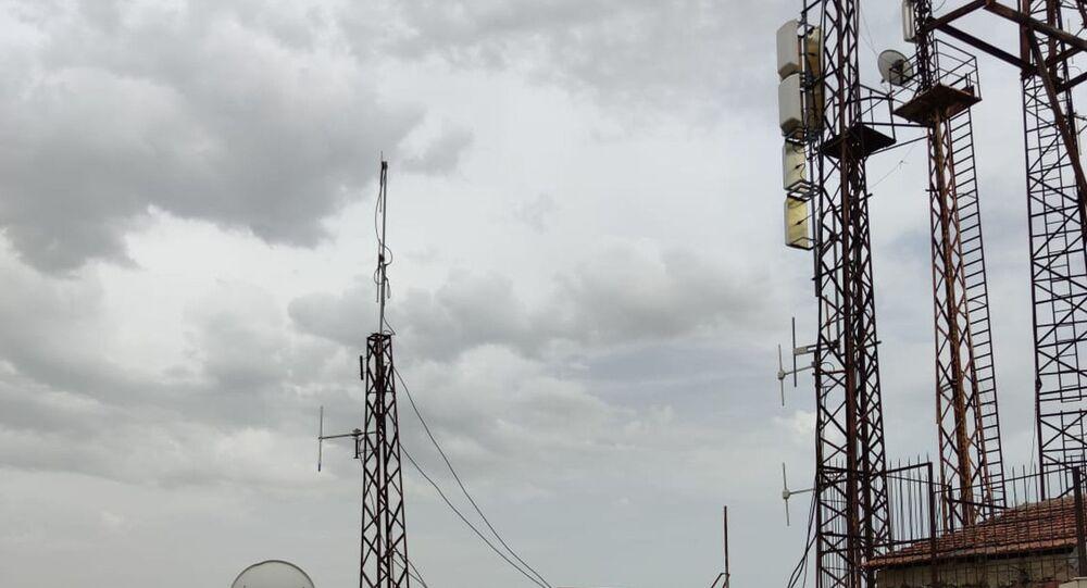 Diyarbakır'da, yerel radyonun verici istasyonuna silahlı saldırı