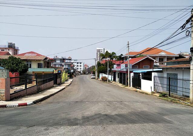Myanmar- Grev