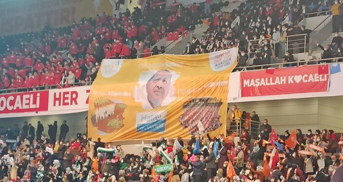 AK Parti Kongre / 24 Mart
