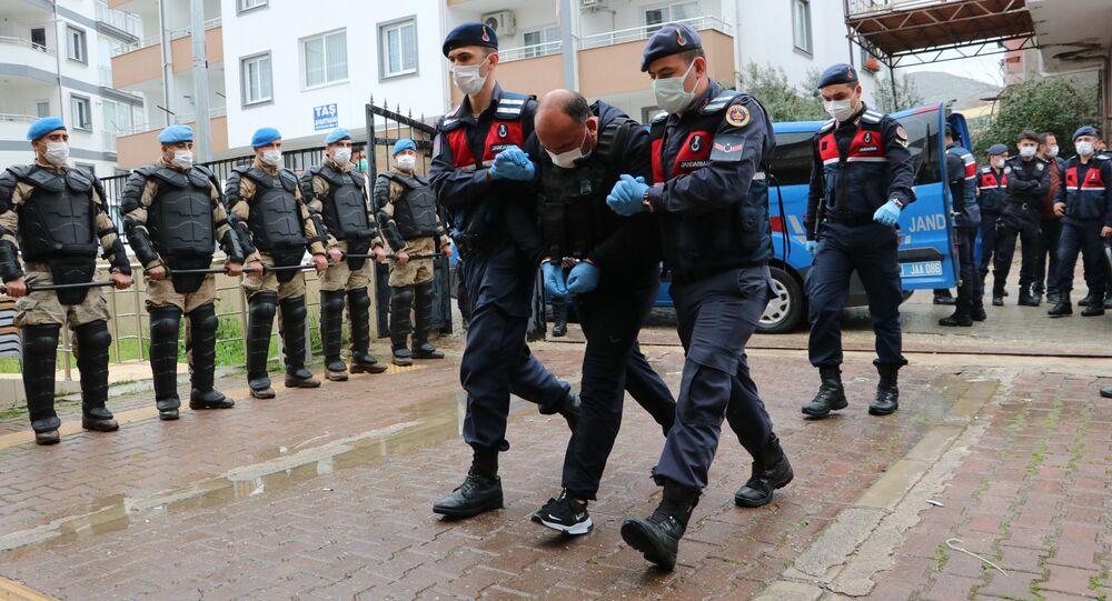 Elif Atay-Mehmet Fevzi Atay çiftini öldüren zanlılar, Adana