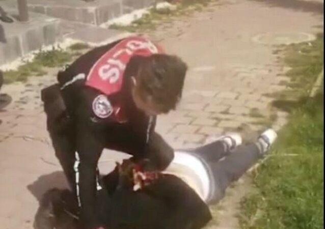 Antalya 3 çocuğu taciz etti, yakalanınca tehditler savurdu