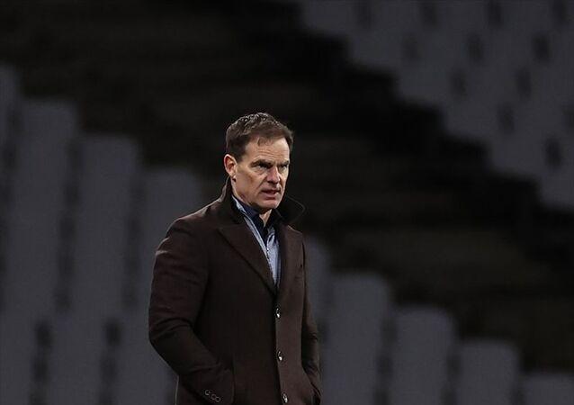 Hollanda Milli Takım Teknik Direktörü Frank de Boer