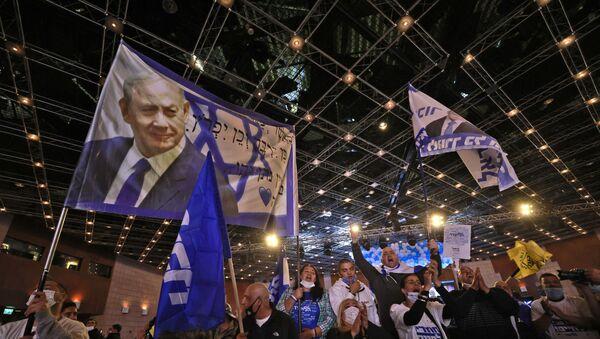 İsrail'de son erken seçim - Sputnik Türkiye