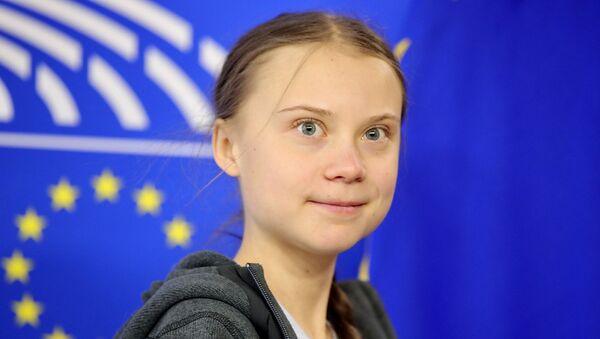 Greta Thunberg - Sputnik Türkiye