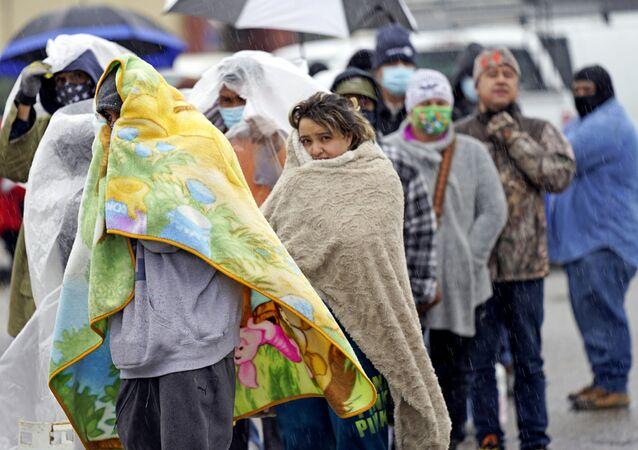 Şiddetli kutup soğuklarının vurduğu ABD'nin Teksas eyaletinde ölü sayısı 111'e çıktı