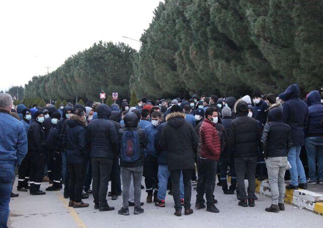 Zammı kabul etmeyen Hyundai Assan işçileri, yönetimi istifaya çağırdı