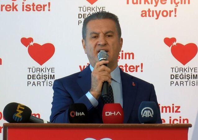 Türkiye Değişim Partisi (TDP) Genel BaşkanıMustafa Sarıgül