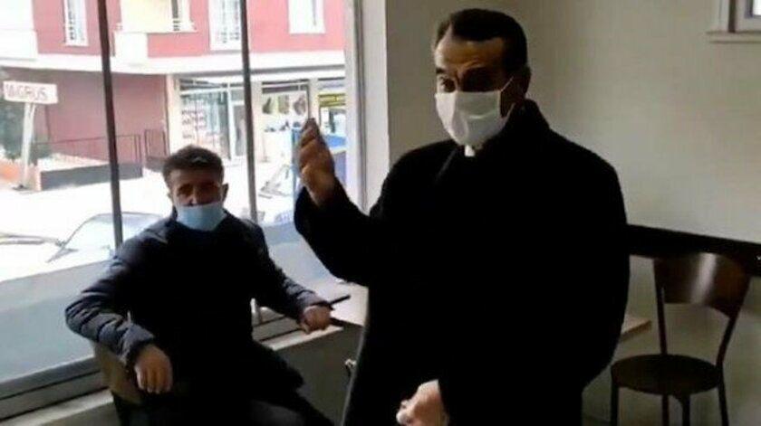 Çerkezköy Kaymakamı Atilla Selami Abban