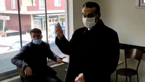Çerkezköy Kaymakamı Atilla Selami Abban - Sputnik Türkiye