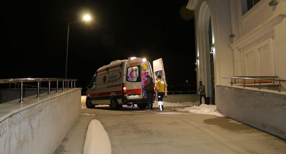 Yozgat'ın Sorgun ilçesinde doğum günü kutlaması sırasında silahla başından vurularak yaralanan 28 yaşındaki Cumhuriyet Savcısı Özlem Salkım, hastanede yaşamını yitirdi.