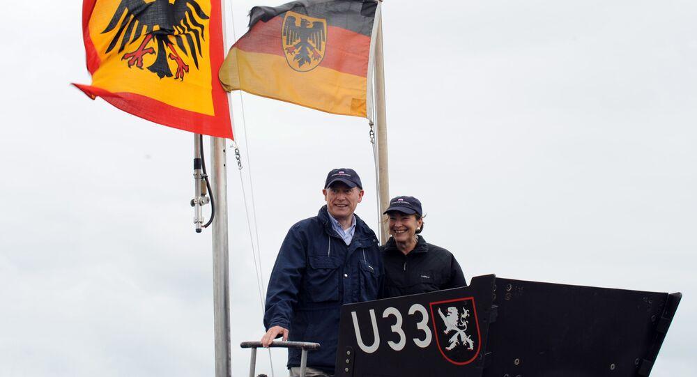 Bild: Alman denizaltıları, Rus navigasyon sistemleriyle donatıldı