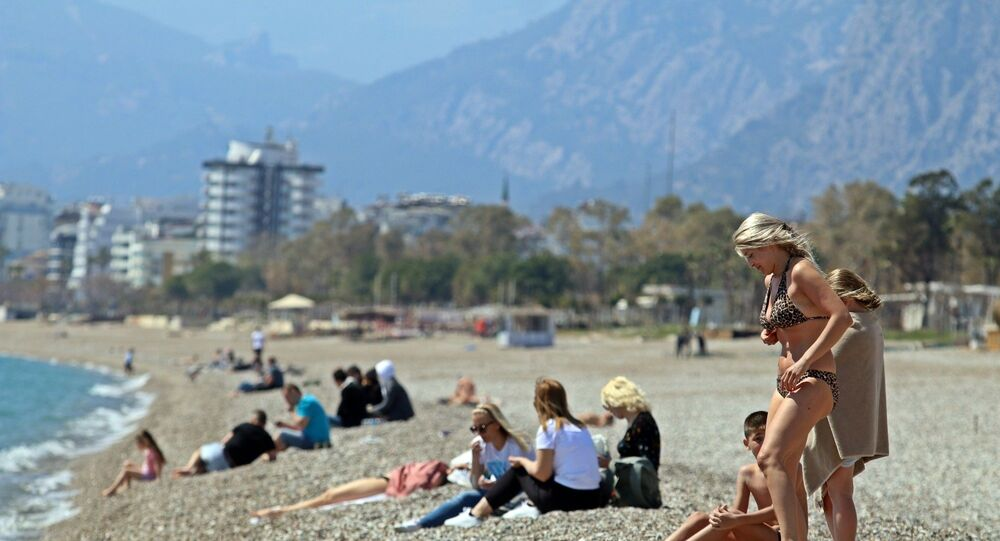 Antalya - turist