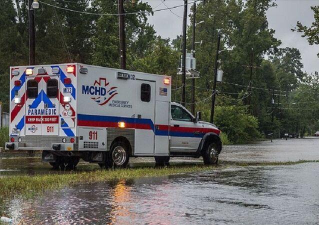 ABD'nin Nashville kentinde fırtına ve sel