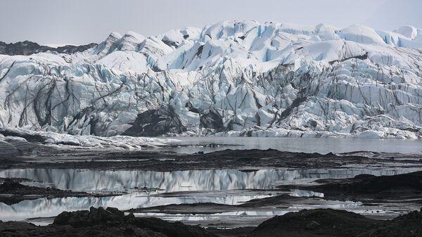 Alaska- Buzul - Sputnik Türkiye