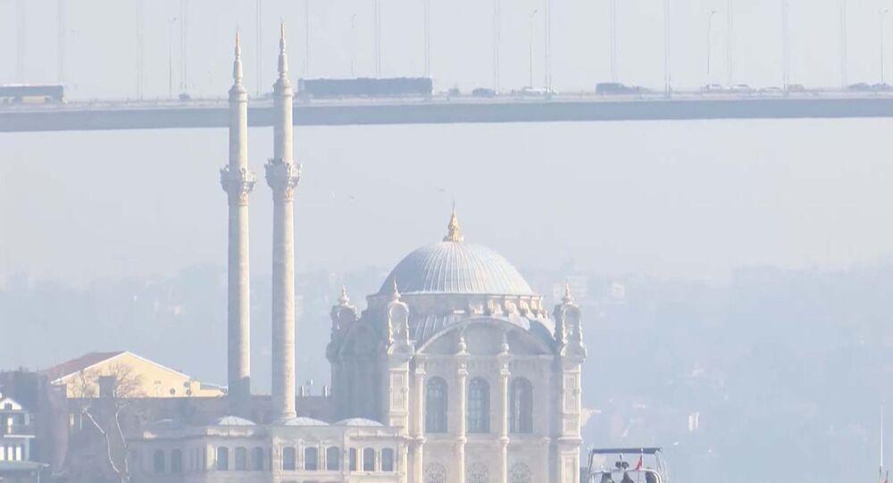 İstanbul hava kirliliği